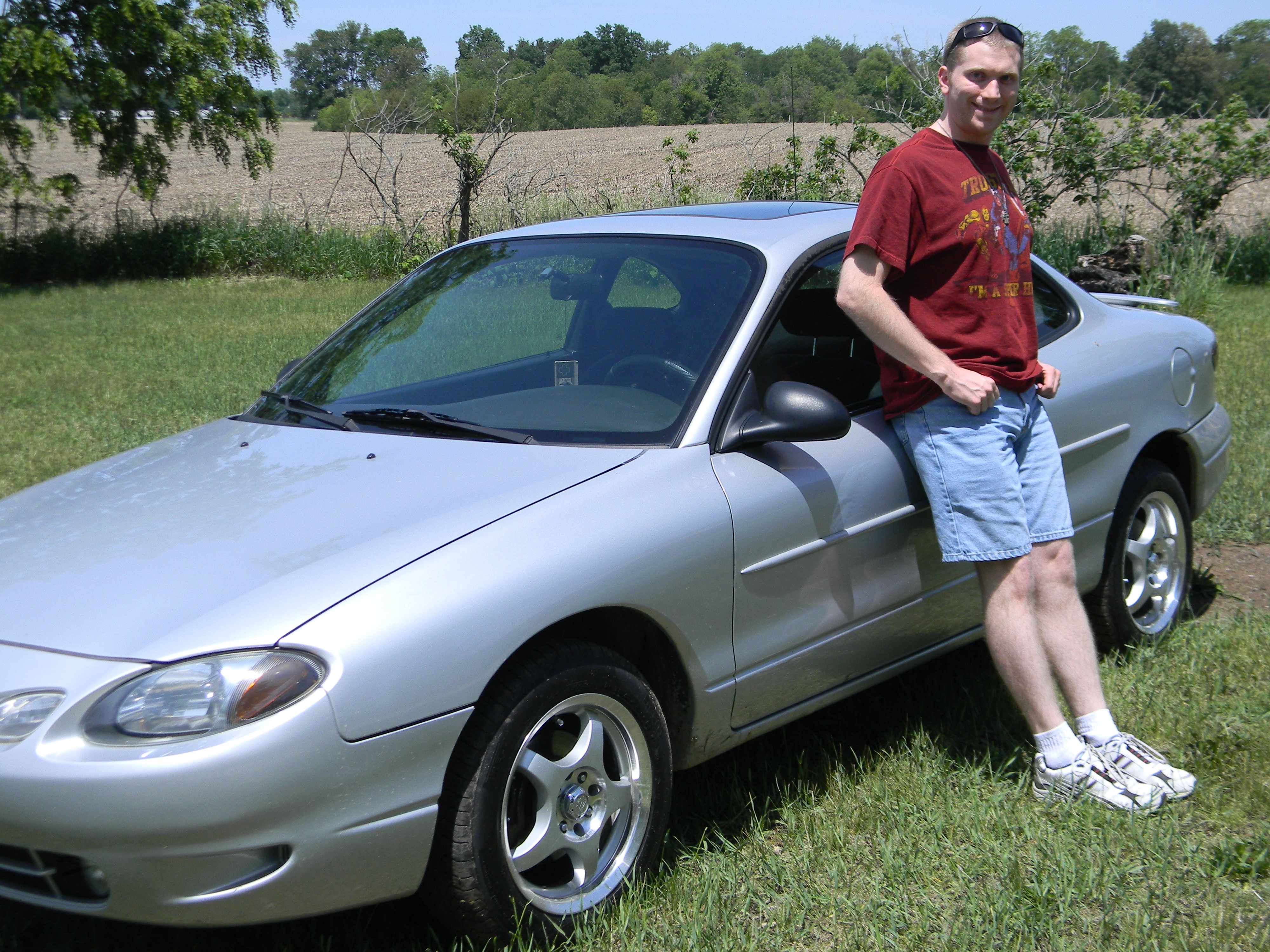 Yes i bought another ford escort zx2 however this one is pretty much my last car only better its the 2002 model with a sunroof six cd changer